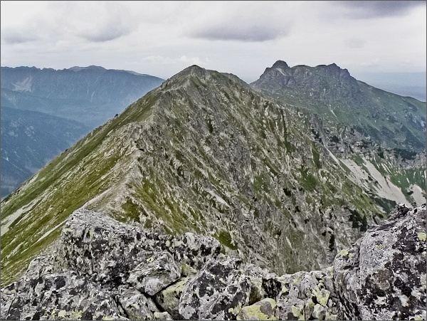 Široká ze Žabieho vrchu Javorového