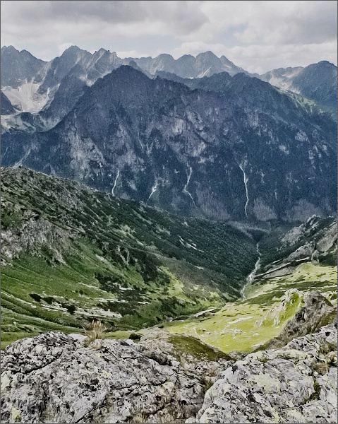 Litvorový žlab a Mlynár ze Svišťového Kopiniaku