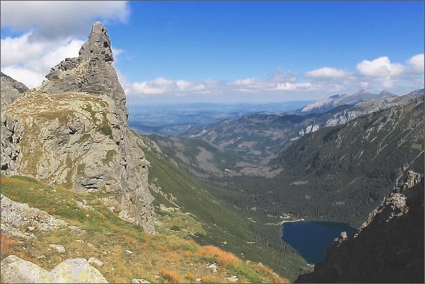 Mnich zpod Čubriny