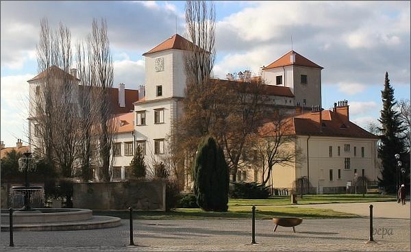 Bučovice, zámek
