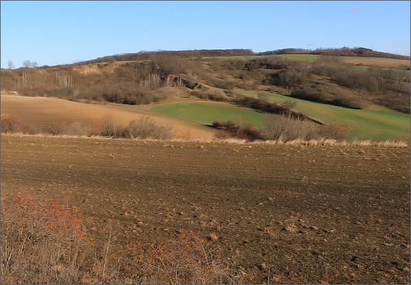 Krajina západního okraje Litenčické pahorkatiny