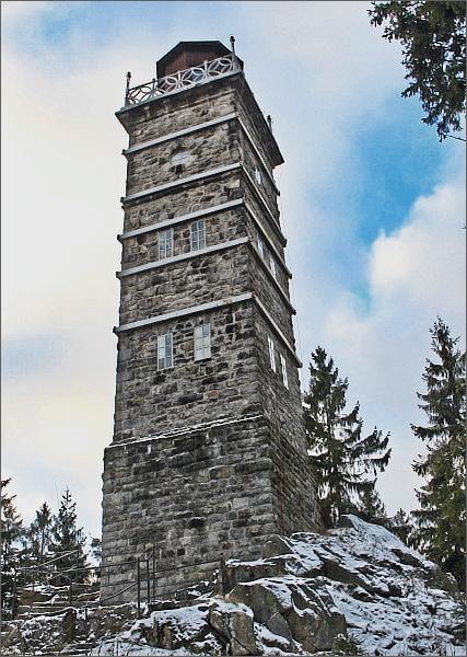 Rozhledna na Tisovském vrchu (Pajndl)