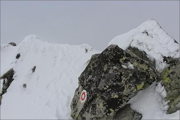 Kôprovský štít, vrchol