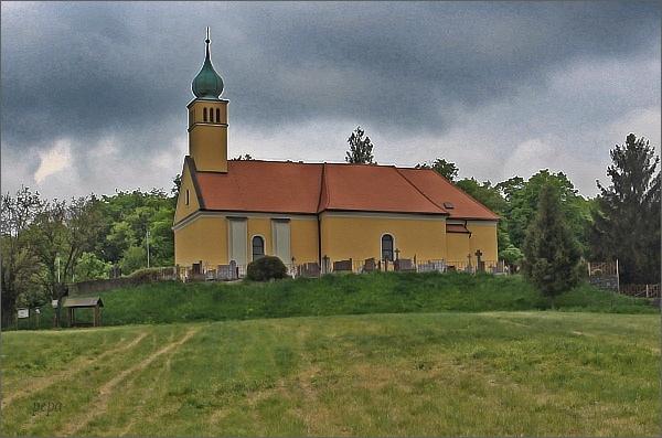 Kostel sv. Václava v Orlovicích