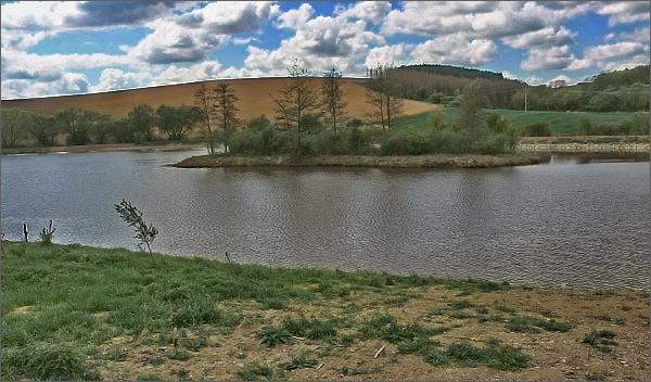Brankovice, rybník Hlavatka