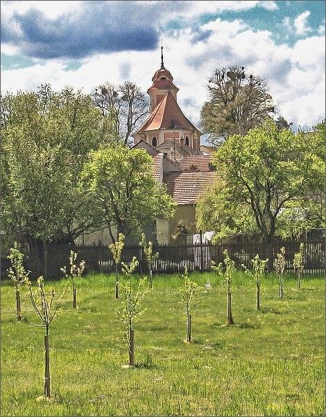 Brankovice, kostel sv. Mikuláše