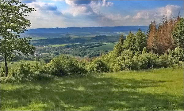 Hostýnsko-vsetínská hornatina z Janovy hory