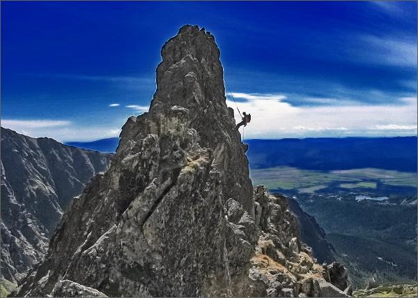 Vysoké Tatry ve znamení draka