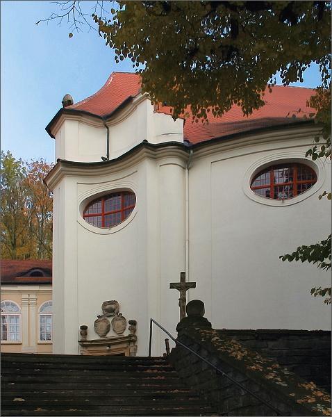 Jesenec, kostel sv. Libora