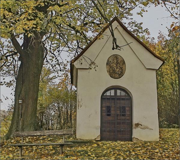 Kaple sv. Antonína nad Jesencem