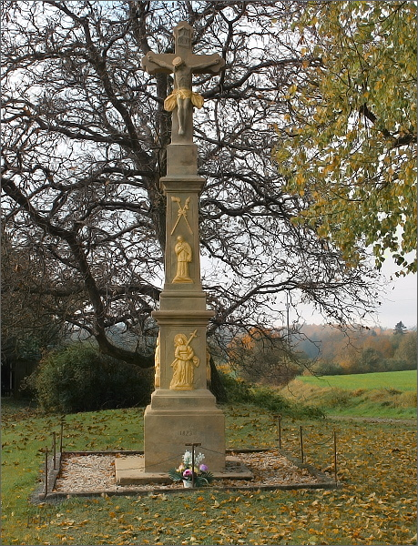 Kříž v Kladkách