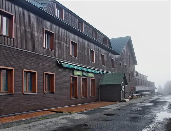 Horský hotel Ovčárna