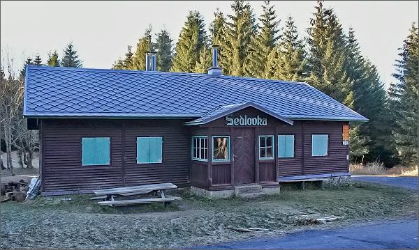 Chata Sedlovka