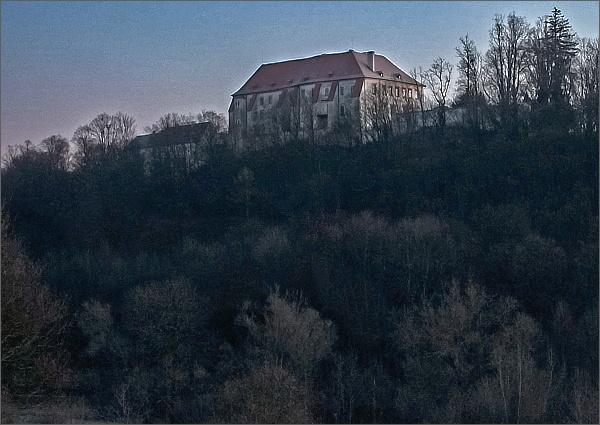 Kunštát, zámek