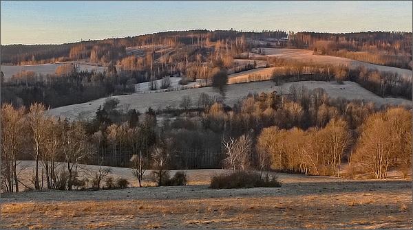 Krajina u Hlubokého u Kunštátu