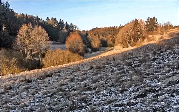 Přírodní rezervace Louky pod Kulíškem