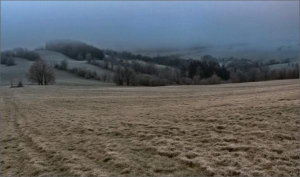 Cestou na Anenský vrch