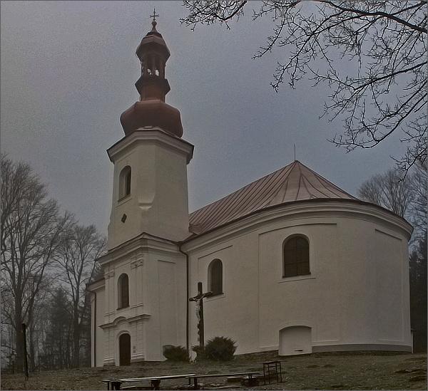 Kostel sv. Anny na Anenském vrchu