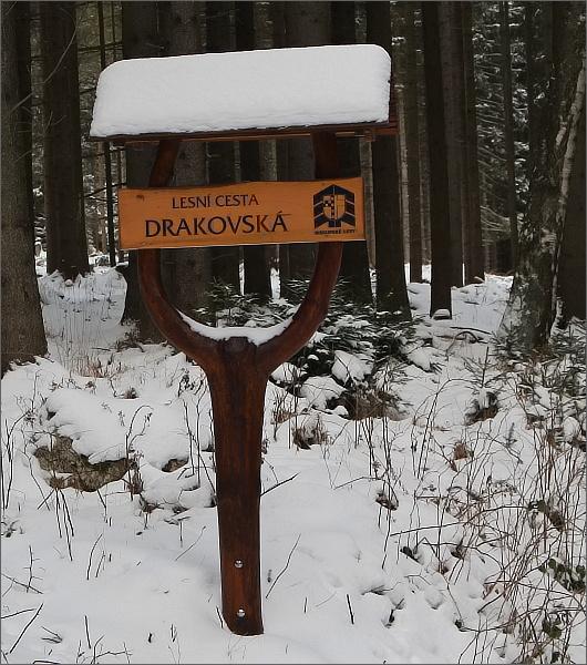 Drakovská cesta