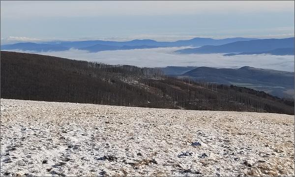 Strážovské vrchy z Velké Javořiny