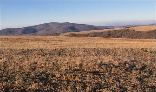 Krajina Bílých Karpat u Nové Lhoty