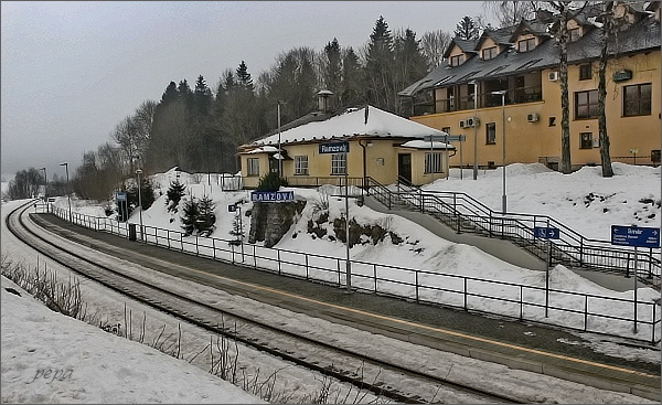 Železniční stanice Ramzová
