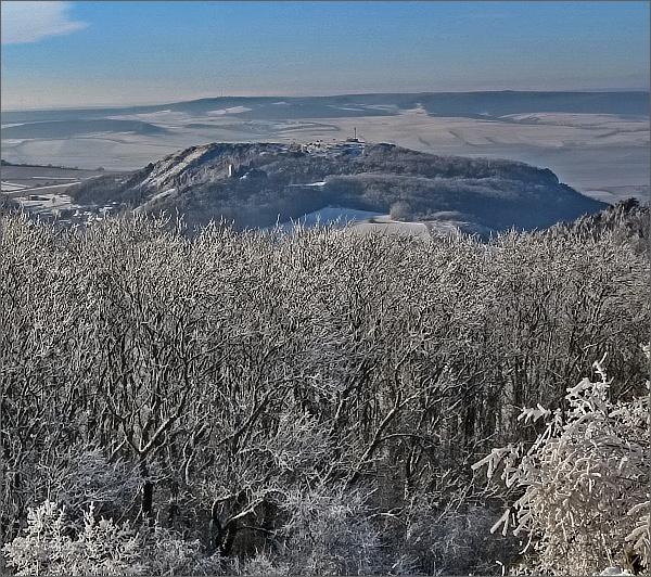 Stolová hora z Děvína
