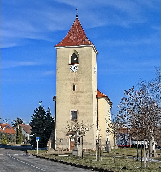 Sedlec, kostel sv. Víta