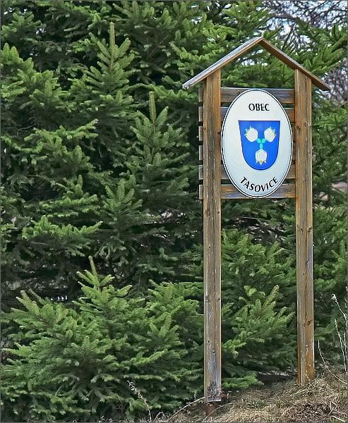 Tasovice - znak obce