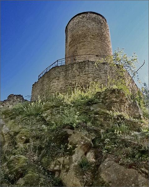 Hrad Cimburk