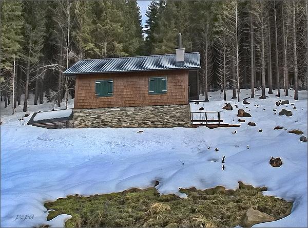 Solná chata