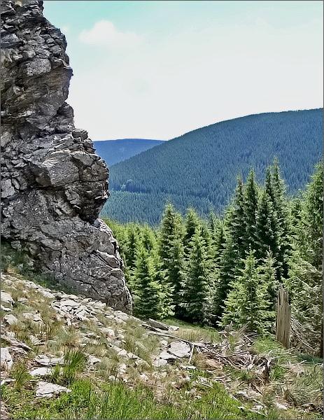 Pod Sokolí skalou