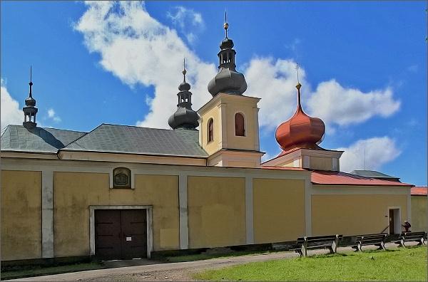 Hora Matky Boží, klášter