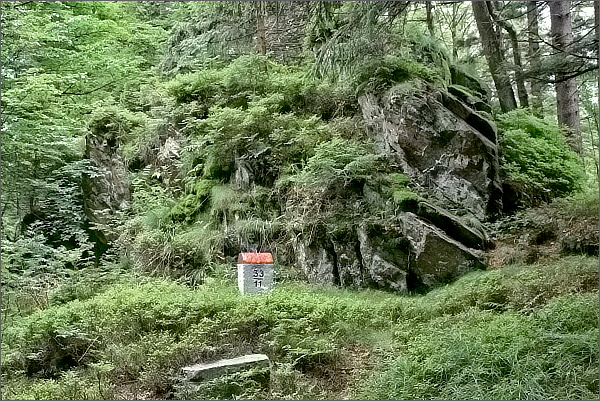 Skaliska na Pomezném