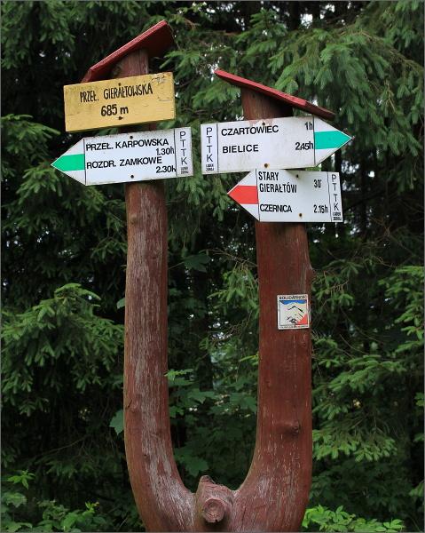 Przełęcz Gierałtowska