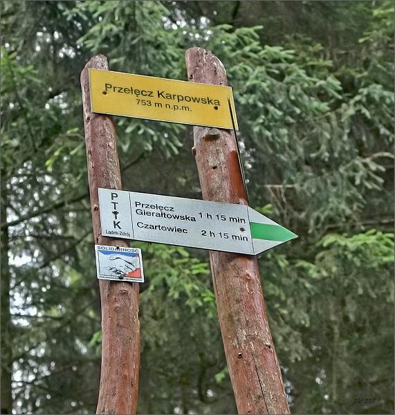 Przełęcz Karpowska